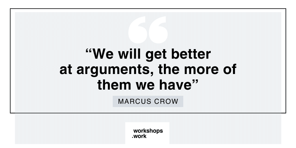 How to Guide Teams Through Conflictual Conversations with Marcus Crow
