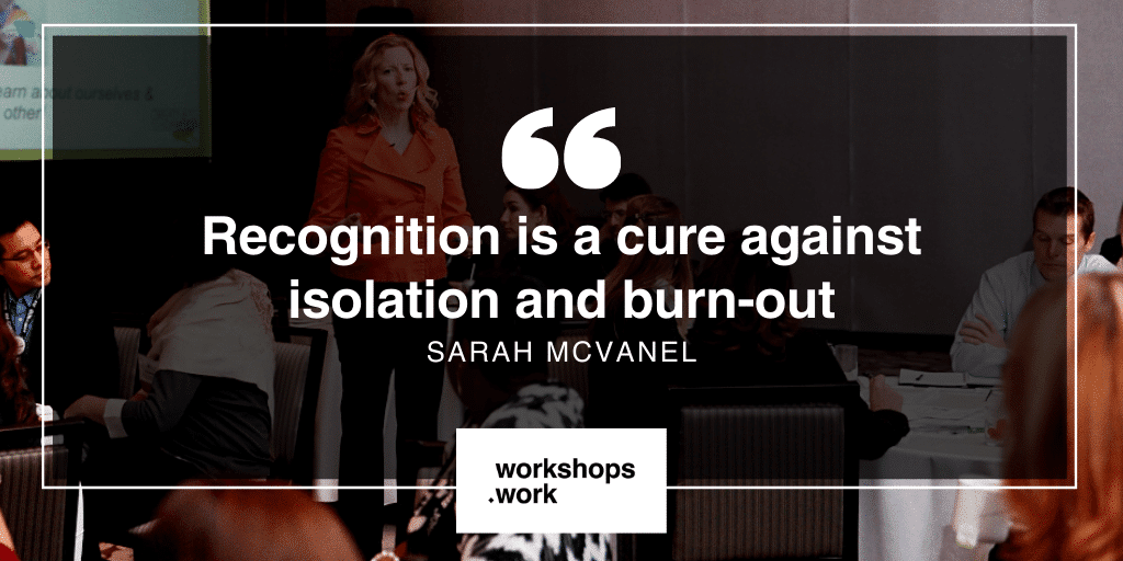 Use Your Facilitation Superpowers to become a Better Public Speaker with Sarah McVanel