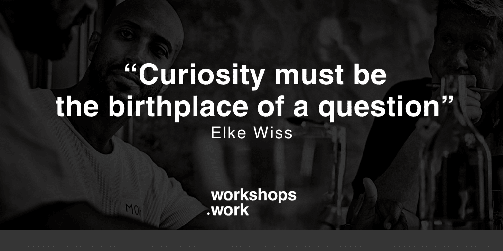 The Art of Asking Questions with Elke Wiss