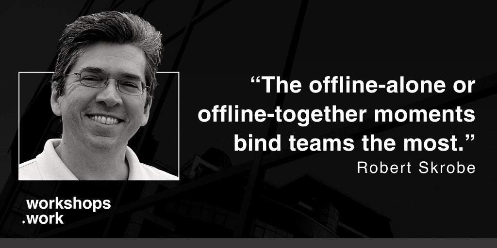 Help Groups Work Better Together Online with Robert Skrobe